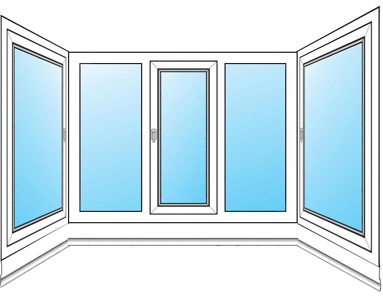 Скидки на остекление балконов и лоджий.